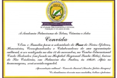Posse Acadêmica 2011