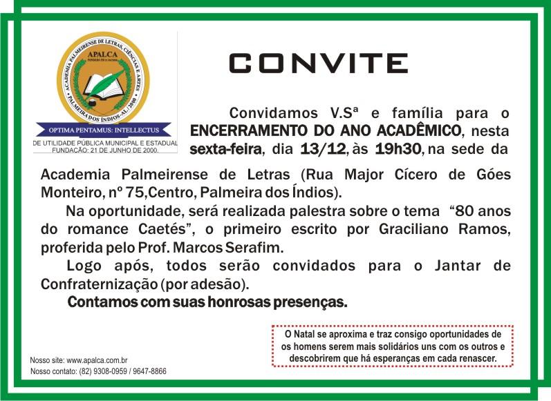 Convite2013